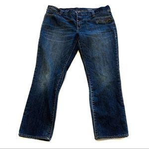 Gap 1969 Women's Boot Cut Jeans Size 18R